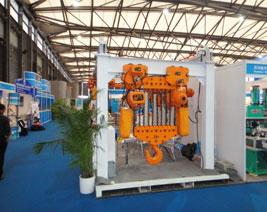 機械制造工廠電纜使用案例